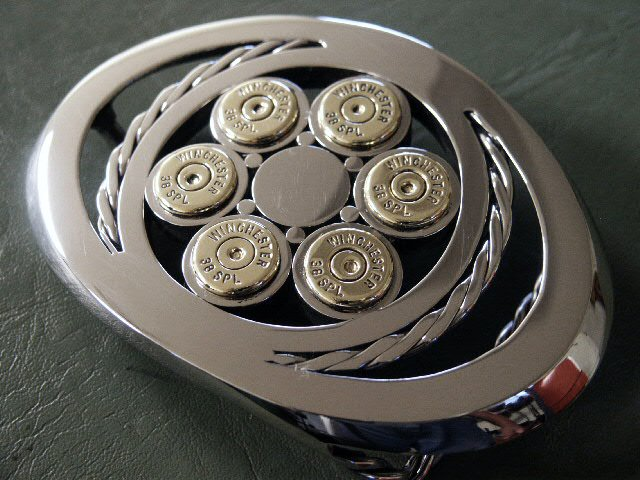38 SPECIAL OVAL